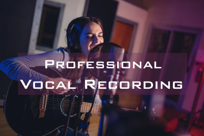 Permalink to: プロフェッショナル・ヴォーカル・レコーディング